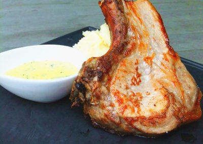 Duroc Spanish Pork Chop