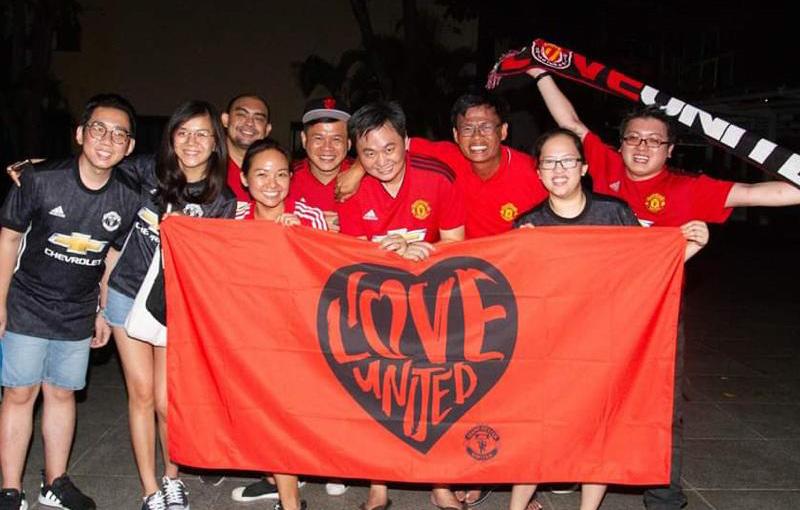 """""""I LOVE UNITED"""""""